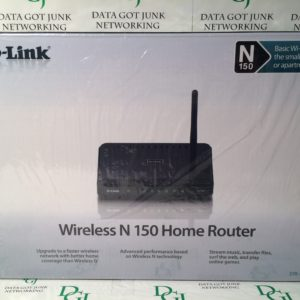 D-Link Wireless N 150 Home Router DIR-601 S/N QB1O1B8005360