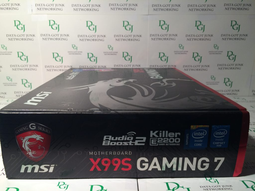 MSI X99S GAMING 7 X99 Chipset Motherboard