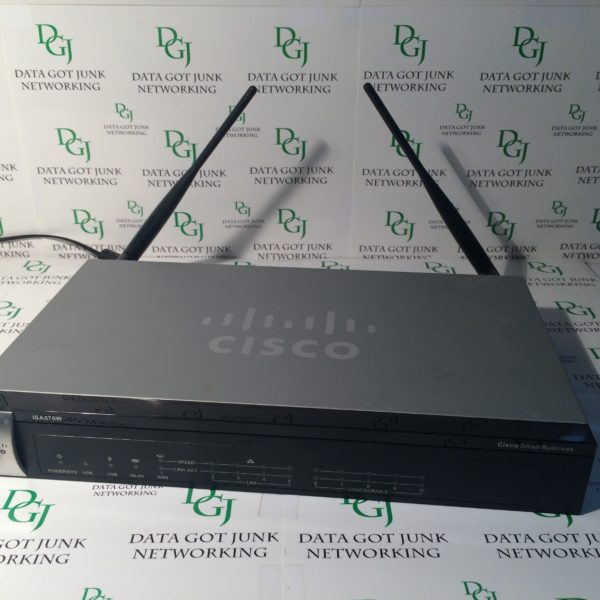 Cisco Isa570w Cisco Small Business Integrated Security