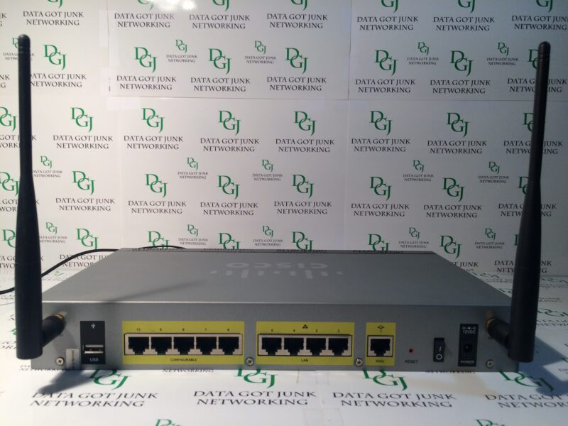 Cisco ISA570W Cisco Small Business Integrated Security Appliance