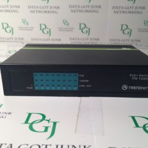 TRENDnet PoE+ Switch TPE-TG80g 8 Port Gigabit