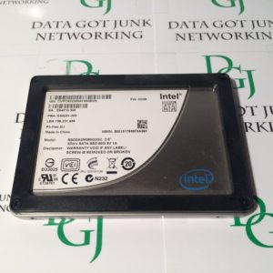 Intel Model SSDSA2M080G2GC 80GIG SSD