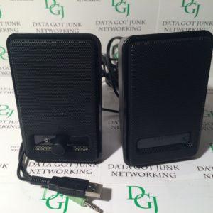 Amazonbasics Model A100 Computer Speakers
