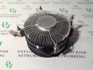 Acer Aspire X261G Processor CPU Heatsink and Fan 4-Pin / 4-Wire HI.10800.114 1155 Socket