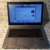 HP 8460p LAPTOP WINDOWS 7 PRO i5 8GB 750GB CDRW/DVD WIFI WEBCAM NOTEBOOK