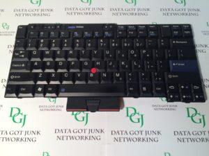 Lenovo ThinkPad T410s Keyboard P/N 45N2106 Model No C9-89US FRU No. 45N2141