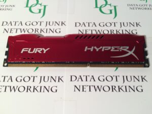 Kingston HyperX Fury DDR3 RAM 8GIG HX316C10FR/8