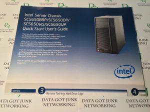 Intel Server Chasis SC5650WS
