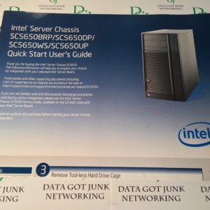 Intel Server Chasis SC5650WS
