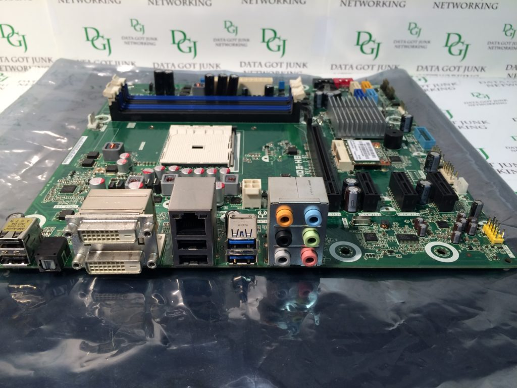 HP Pavilion P7-1147C Motherboard AAHD3-H8 REV. 1.02 w/ I/O Plate