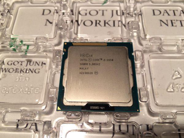 Intel i5-3550 SR0P0 3.30GHz