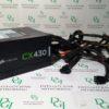 Corsair CX430 Power Supply Model 75-001666