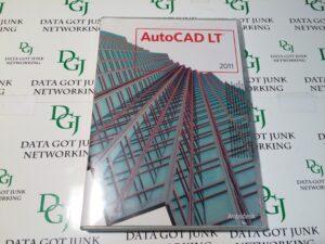 AUTOCAD LT 2011 Software Sealed