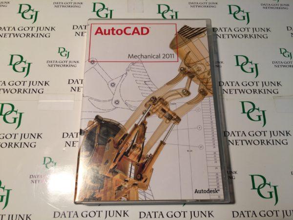 AUTOCAD Mechanical Software 2011