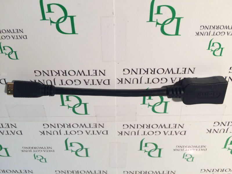 EVGA Mini-HDMI M to HDMI F Adapter