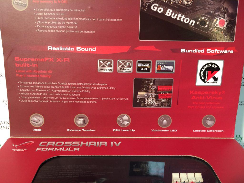 ASUS Crosshair IV Formula ROG with AMD 890FX/SB850 ATX Motherboard - Socket AM3 - 90-MIBCN0-G0AAY00Z