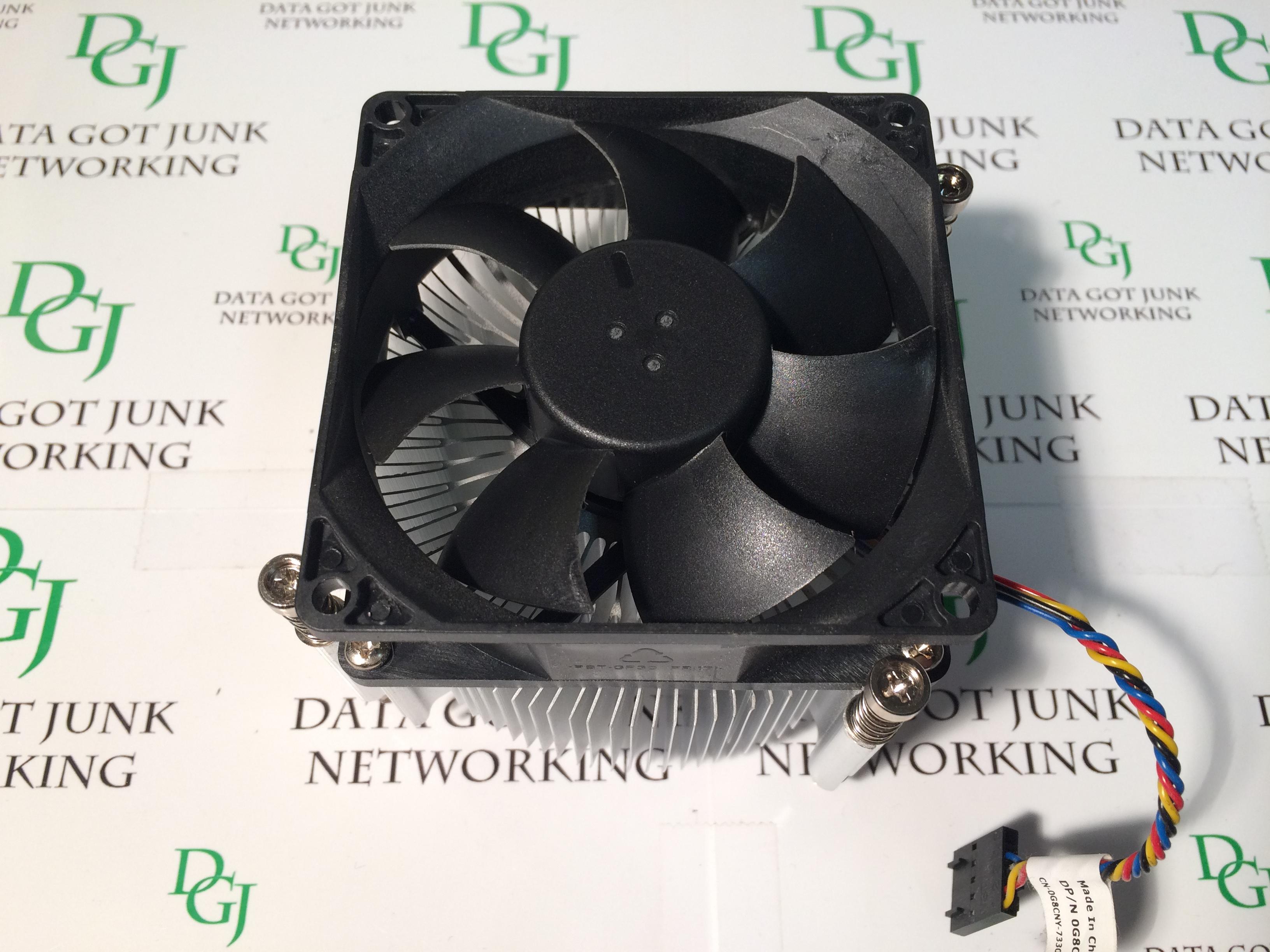 Dell Optiplex 9010 7010 3020 9020 T1650 T1700 CPU Heatsink
