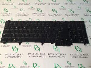 Genuine Dell Precision M4600 DP/N 0H3G3 Model: NSK-DW0BF 01 Keyboard