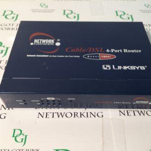 NETWORK Everywhere Linksys Model NR041 4-Port Router