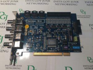 GeoVision GV-600(S) V3.50 Surveillance Video Capture Card