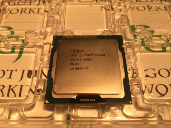 Intel i5-3470 SR0T8 3.20GHz
