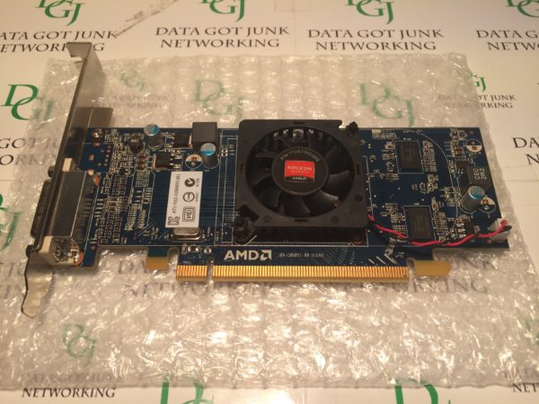 AMD HD 6350 Radeon 512MB ATI-102-C09003(B) PCIe Graphics Card