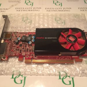 FirePro 3D Graphics V3800 516MB DP-DVI Graphics Card P/N 102C0210411 000001