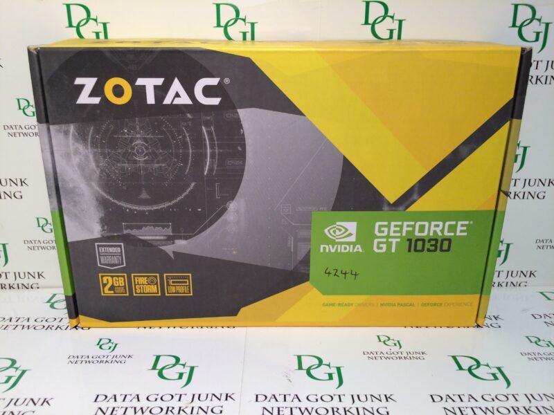 ZOTAC GeForce GT 1030 2GB 64BIT GDDR5