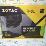 ZOTAC GeForce GTX 1050 2GB