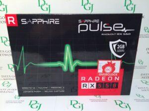 SAPPHIRE Pulse Radeon RX 550 2GB