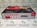 MSI Radeon RX 550 2GT LP OC