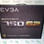 EVGA Supernova 750 G2 750 Watt Power Supply