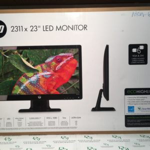HP 2311X LED LCD Monitor