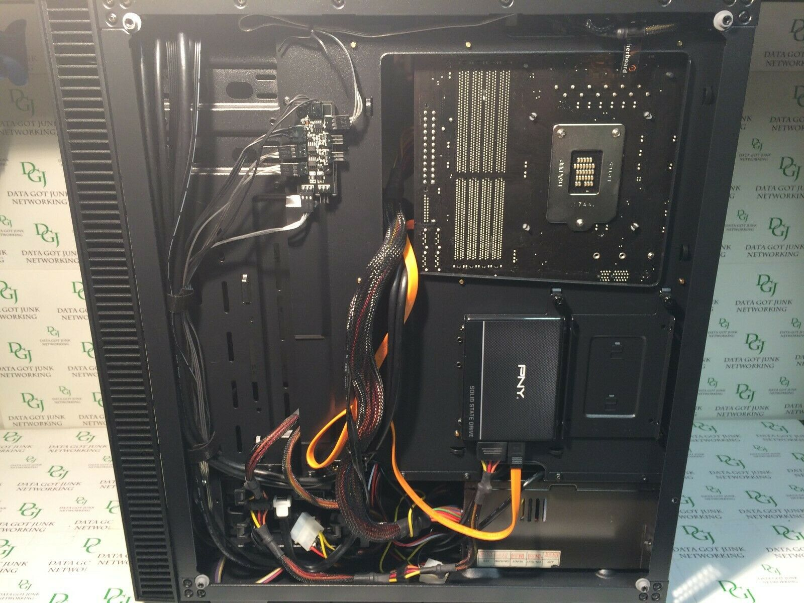 GIGABYTE EVGA GTX 960 Custom Build Gaming Desktop Computer