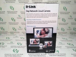 D-Link DCS-930L Wireless Network Cloud Camera Surveillance Motion Detection