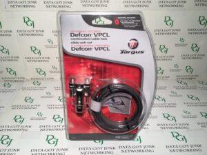 Targus DEFCON VPCL Computer Video Port Combination Lock (092636206024)
