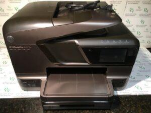 HP Officejet Pro 8600 Plus All-In-One Inkjet Printer