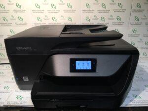 HP OfficeJet 6958 All-in-One Color Inkjet Wireless Printer
