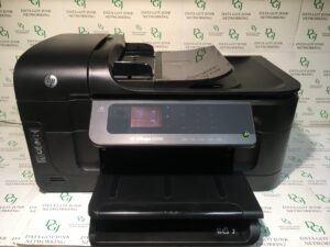 HP OfficeJet 6500A Plus E710n All-In-One Inkjet Printer