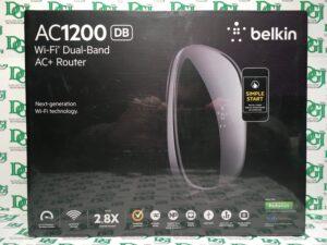 Belkin AC1200 DB Wi-Fi Dual-Band AC+ Gigabit Router
