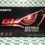 GIGABYTE GeForce GTX 1060 3GB GDDR5 G1 Gaming GV-N1060G1 GAMING-3GD