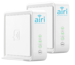 Frontier Secure Air 4920 802.11AC 1600Mbps Smart Mesh Wi-Fi