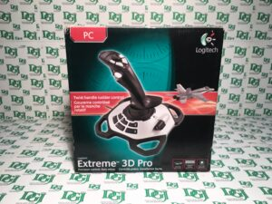 Logitech Extreme 3D Pro Flight Simulator USB Joystick Controller