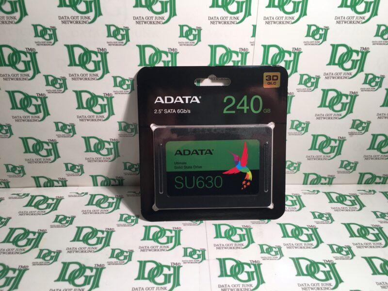 """ADATA 240GB SSD 2.5"""" SATA 6Gb/s"""