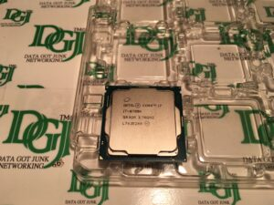 Intel i7-8700K SR3QR 3.70GHz